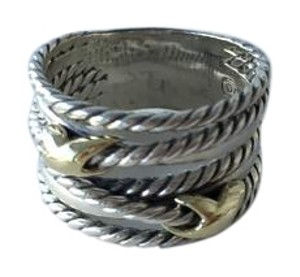 David Yurman David Yurman Crossover Ring