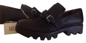 A.S. 98 Ankle Black Leather Boots