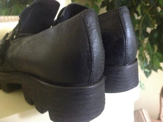A.S. 98 Ankle Black Leather Boots Image 4