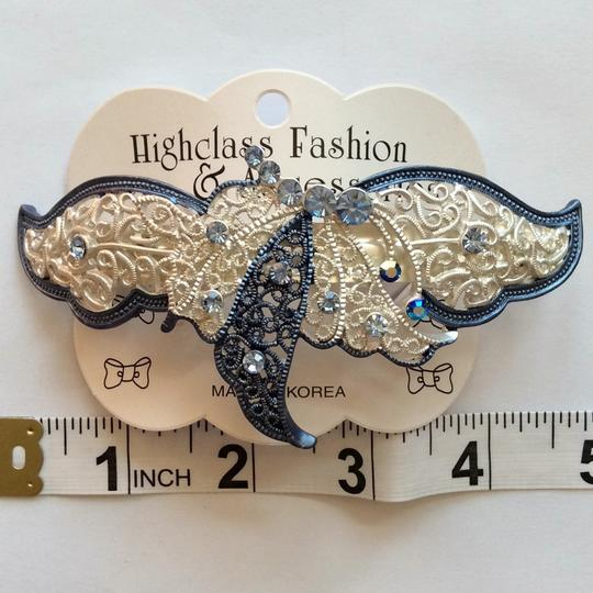 Elegant Hair Accessories Butterfly Hair Clip Image 2
