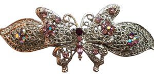 Fashion Jewelry For Everyone Butterfly Hair Clip