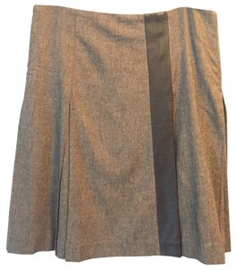 W by Worth Skirt Brown