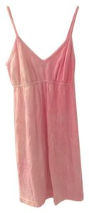 Hard Tail short dress Pink/white on Tradesy