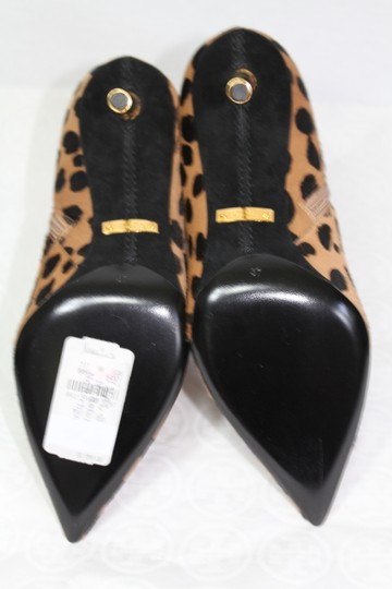 Tom Ford Fall Calf Hair Leopard Boots Image 10
