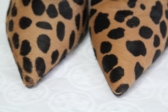 Tom Ford Fall Calf Hair Leopard Boots Image 6