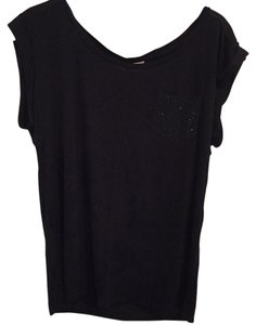 Joan Vass T Shirt Black