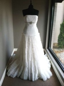 Jasmine Couture Bridal T297 Wedding Dress