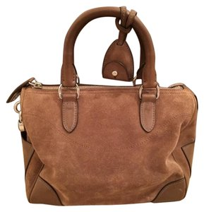 Ralph Lauren Satchel in Brown