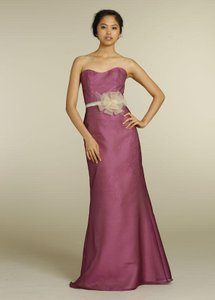 Jim Hjelm Wine 5239 Dress