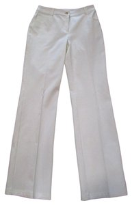St. John Designer Upscale Dress Straight Leg Jeans-Coated