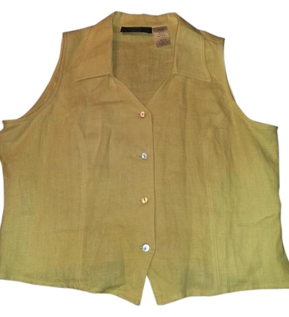 Preload https://img-static.tradesy.com/item/18916513/orvis-buttercream-yellow-linen-vest-button-down-top-size-14-l-0-1-650-650.jpg