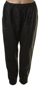 Urban Outfitters Athletic Pants Black