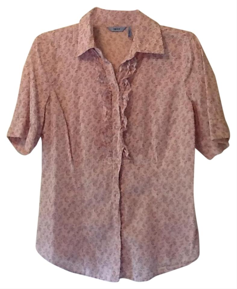 Izod purple button down shirt 72 off retail for Izod button down shirts