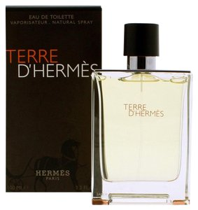Hermès TERRE D'HERMES by HERMES Men's Eau de Toilette Spray 3.4 oz.