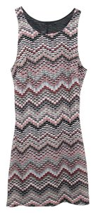 Other short dress Red / Multi on Tradesy