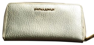 Cynthia Rowley Frosted Champagne Clutch