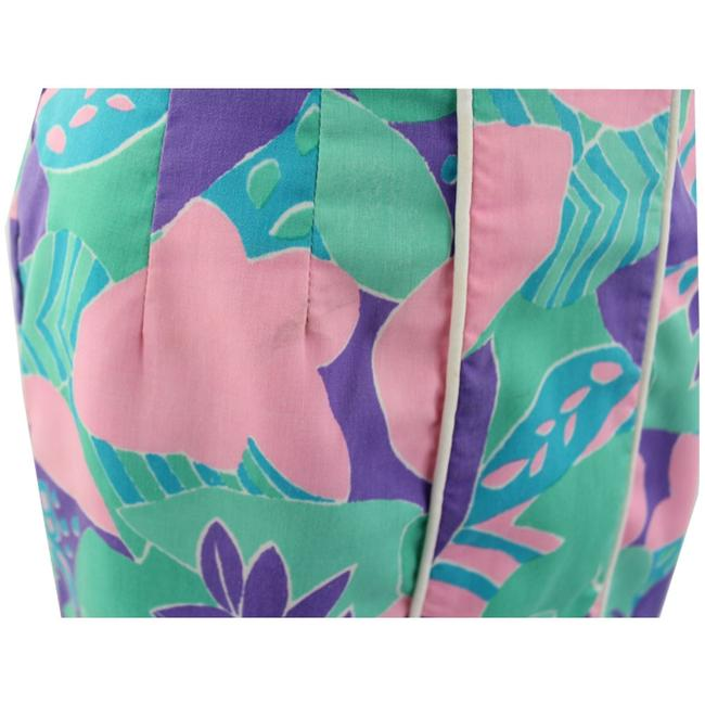 Clubhouse Classics Mini Skirt Blue, Purple & Pink
