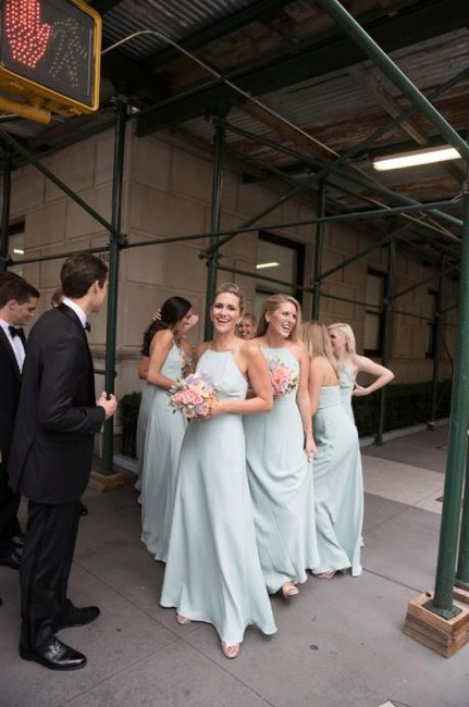 Item - Mint Bridesmaid/Mob Dress Size 6 (S)