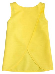 J.Crew Top Yellow