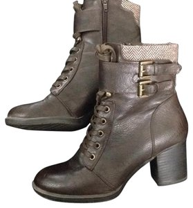 Bass Zoey Brown Boots