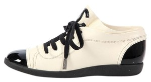 Chanel Ch.k0614.11 Sneakers Cream Athletic