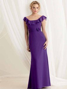 Jordan Fashions Purple 475f Dress
