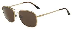 Giorgio Armani Giorgio Armani AR6021-300273 Men's Gold Frame 57 mm Sunglasses