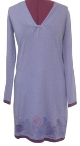 Title nine short dress Purple on Tradesy