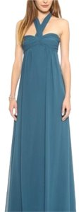 Teal Maxi Dress by Joanna August