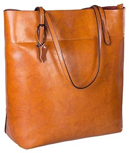 Women Vintage Handbag Women Handbag Genuine Leather Tote Shoulder Bag