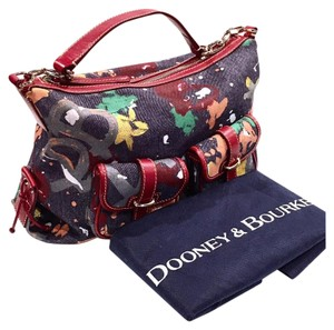 Dooney & Bourke Satchel in Multi