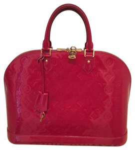 Louis Vuitton Satchel in Red Cherry