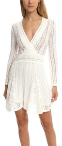 IRO short dress White Tory Burch Nightcap Haute Hippie Zimmermann Isabel Marant on Tradesy
