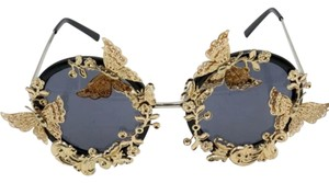 Other Fashionistas Butterfly Garden Sunglasses