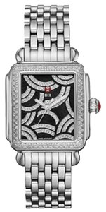 Michele Nwt Michele Art Deco diamond watch (252 diamonds 0.96ct) MW06T01A1993