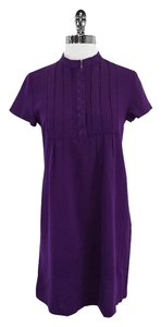 See by Chloé short dress Purple Short Sleeve on Tradesy