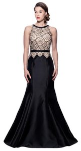Bicici & Coty Bateau Neck Evening Mermaid Sleeveless Rr8009 Dress