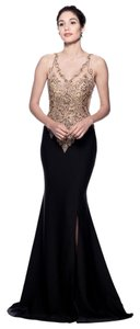 Bicici & Coty Mermaid Evening Embroidery Beading Mz2163 Dress