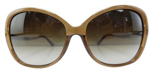Michael Kors New MK 2010B 301613 Bora Bora Brown Acetate Brown Gradient 60mm