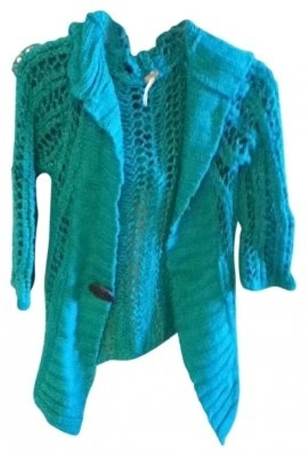 Preload https://item2.tradesy.com/images/free-people-green-cardigan-size-6-s-18926-0-0.jpg?width=400&height=650