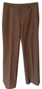 Nine West Trouser Pants Brown