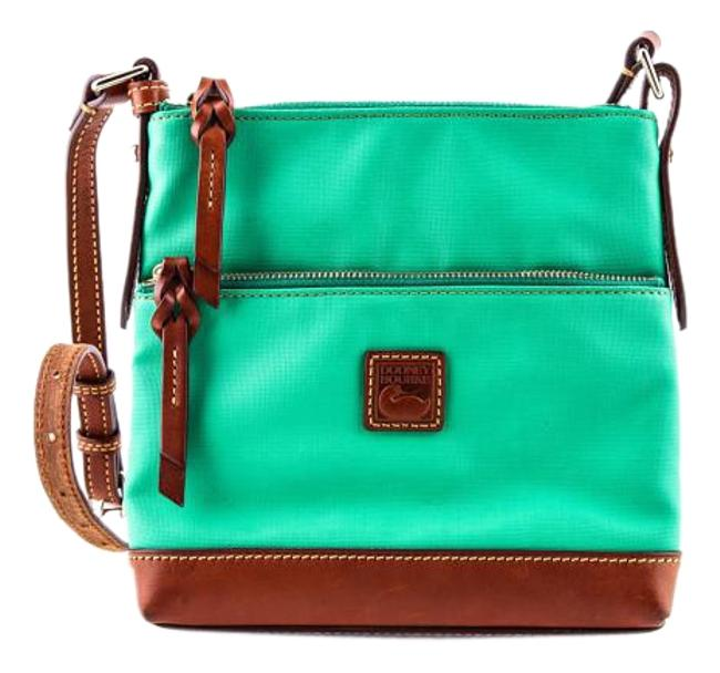 Item - Green Leather Tote