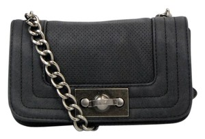 Steve Madden Bbae Perforated Leather Cross Body Bag