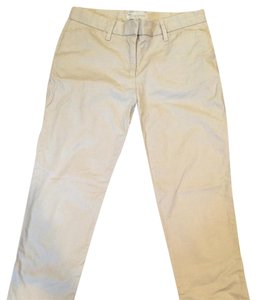 Gap Capri/Cropped Pants Beige