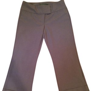 Express Capris Brown