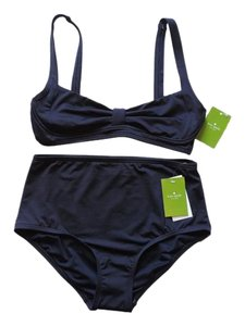 Kate Spade Kate Spade Georgica Beach Bralette Bikini Top High Waisted Bottom
