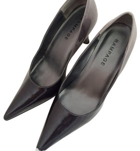 Rampage Grey Pumps