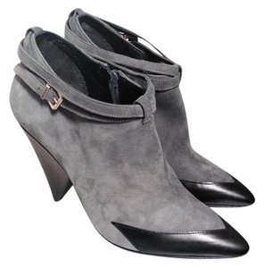 Robert Clergerie Grey - black Boots
