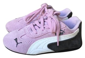 Puma Sneakers Child Pink Athletic