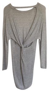 Acne Studios short dress Grey on Tradesy